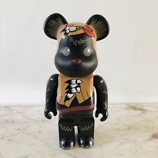 MEDICOM BE@RBRICK 400% Star Wars Paploo Bear Action Figure Bearbrick With Box