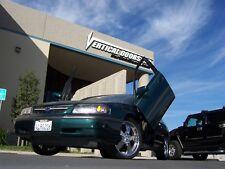 Chevy Chevrolet Impala 2000 - 2005 Vertical Doors Inc Lambo Door Kit 00-05 LSD