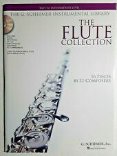 """The Flute Collection"", 16 Pieces By 11 Composers, w/Cd & Piano Acc."