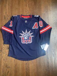 Artemi Panarin New York Rangers Reverse Retro Jersey Pro Stitched Kids L/XL