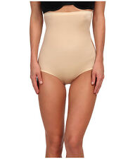 SPANX HIDE & SLEEK HIGH WASTED NEW AND SLIMPROVED PANTY NUDE #2509 LARGE NEW $58