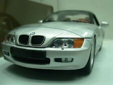 WOW EXTREMELY RARE BMW Z3 1.9 Soft Top 16V 1997 Silver mt 1:18 UT-Auto Art/M/GTR
