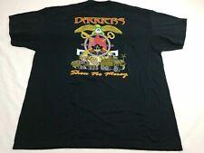 Army Delta Company T Shirt Show No Mercy 2XL Daggers Forging Onward 123rd BSB