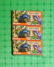 2020 Matchbox Power Grabs - Jeep Willys - Lot of 3