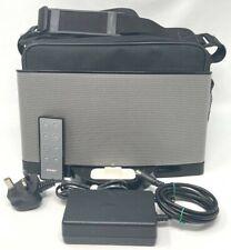 Bose SoundDock Series II 2 Digital Music System Speaker iPod Dock Black With Bag