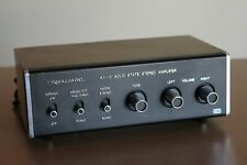 Realistic SA-10 Vintage Stereo Amplifier Solid State Mini / Small Works 31-1982B