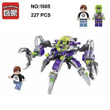 Enlighten 1605 Space Adventure Alien Robot Building Block Toy Bricks Toys