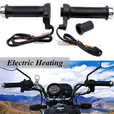 Adjustable Upgrade Motorcycle Handlebar Electric Heated Handle Heating Grips Set
