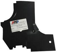 64-67 for GM A Body Cowl Side Door Jamb Hinge LOWER REINFORCEMENT Panel - AMD RH