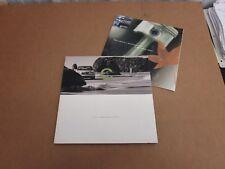 1997 Mercedes-Benz C-Class C230 C280 C36 AMG sales brochure 72 page
