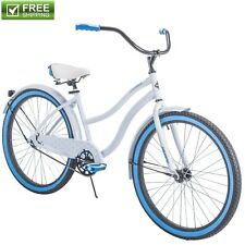 Huffy 26inch Cranbrook Womens Cruiser Bike With Fit Frame Steel Rims