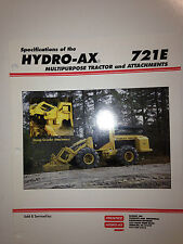 Timbco 475EX Tracked Forestry Carrier , Sales Brochure & specifications.