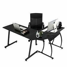Coavas Computer Office Desk - L-Shape, Computer Workstation Large