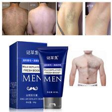 Man's Permanent Body Hair Removal Cream Hand Leg Hair Loss Depilatory Cream Hot