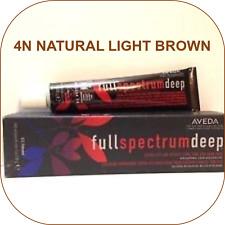 4N AVEDA FULL SPECTRUM PROTECTIVE DEEP EXTRA LIFT & DEPOSIT CREME COLOUR LIGHT