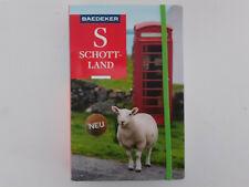 Baedeker Schottland aktuelle Auflage ISBN 9783829746625
