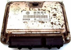 Seat Ibiza ECU Engine Control Unit 6K0906032AC