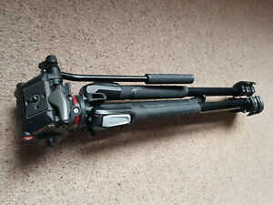 Manfrotto 190X Aluminium 3 Section Tripod with XPRO Fluid Head MK190X3-2W