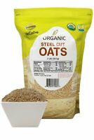 McCabe USDA ORGANIC Steel Cut Oats, 2-Pound