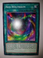 Yu Gi Oh Karten selten Neo Weltraum Neo Space OP08 TOP