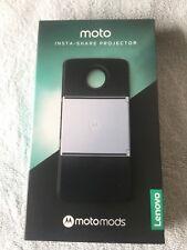 Lenovo  Moto insta-share projector . Moto mods.