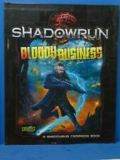 Shadowrun Bloody Business Campaign Book Catalyst RPG   EZ109