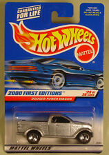 Hot Wheels Dodge Power Wagon 2000 First Edition #25/36