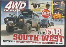 AUSTRALIAN 4WD ACTION - ISSUE 205 THE FAR SOUTH-WEST
