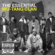 Wu-Tang Clan-The Essential Wu-Tang Clan 2 CD NUOVO