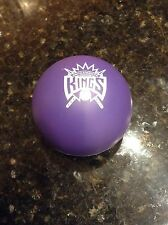 NBA Mini Vinyl Basketball Toy Soft Squeeze Stress Ball Sacramento Kings