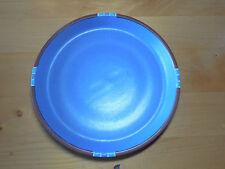 "Dansk Portugal MESA SKY BLUE Set of 3 Dinner Plates 10 5/8"""