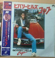 Beverly Hills Cops - Japanese Laserdisc + OBI - RARE