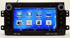 "8"" TouchScreen Car Stereo Radio DVD Player GPS Navigation For Suzuki SX4 +3D Map"
