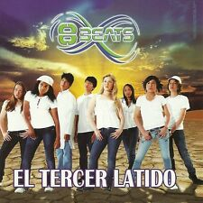 8 BEATS - El Tercer Latido CD pop music como OV7 Kabah JEANS Rabanitos Verdes