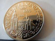 Deutschland- Hanse ECU 1996- Stralsund- Frieden zu Stralsund 1370