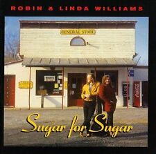 Robin & Linda Williams Sugar for Sugar CD  FOLK BLUEGRASS EXCELLENT