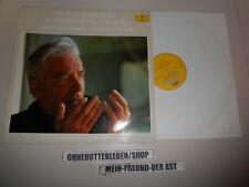 LP Klassik Herbert von Karajan - Schubert Symp 9 C-Dur DT GRAMMOPHON WERBE