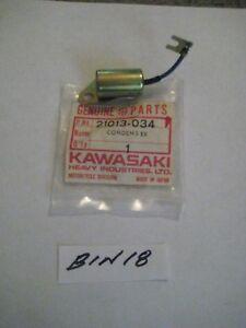 KAWASAKI KZ750/KZ400/LTD CONDENSOR NOS!