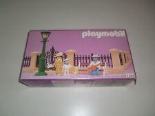 Playmobil Parkzaun Puppenhaus Nostalgie Puppenhaus 1900 Ovp 5360 7137
