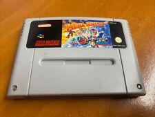 Mega Man X3 MegaMan Snes Super Nintendo PAL Game