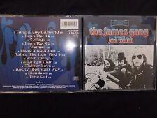CD THE JAMES GANG / FEATURING JOE WALSH /