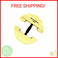 FirstChoice Hat Stretcher - One Size Fits All - Heavy Duty Solid Wood
