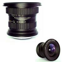 Jintu 15mm f/4.0 Micro Fisheye Lens For Nikon D7100 D7000 D5200 D5100 D3100 D90