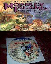 MONKEY ISLAND 1 (PC) DEUTSCH VOLLVERSION Sofort !!!!
