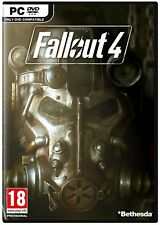 Fallout 4 (PC) + Steel Book - BRAND NEW Super FAST First Class Delivery FREE