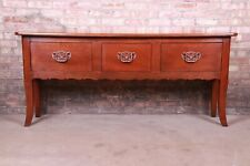 Henredon Pierre Deux French Country Solid Cherry Sideboard Server