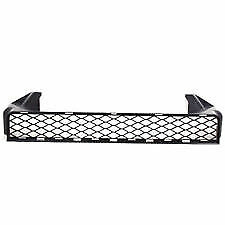 fits 2007-2014 TOYOTA FJ CRUISER Front Bumper Lower Grille Plastic Insert Black