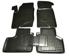 Rubber Carmats for Chevrolet Niva 2002-15 All Weather Floor Mats Fully Tailored