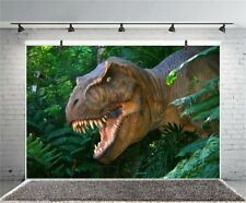 7x5ft Dinosaur Teeth Photography Vinyl Backgrounds Jurassic Photo Backdrop Props