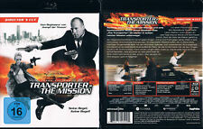 TRANSPORTER - THE MISSION --- Blu-ray --- Director's Cut --- Teil 2 ---